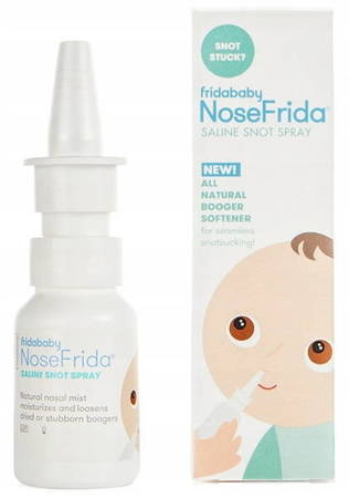 Fridababy NoseFrida - solankowy spray do nosa 20ml